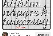 Alfabe yazı işleme