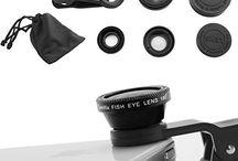 fish eye lenses
