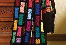 Scrap yarn crochet