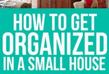 Efficiency Tips for Working Moms / Quick and easy time saving tips to organize your home and life.