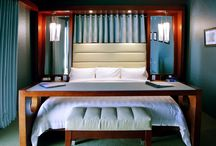 Hotels with Tempur-Pedic beds / What's the downside of going on vacation? Sleeping without your Tempur-Pedic bed. Not to worry – we've picked out some fabulous hotels and resorts that offer accommodations with Tempur-Pedic mattresses. Always call ahead just to make sure. Bon Voyage!  / by Tempur - Pedic