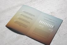 Graphic Design, Corporate Report Byron Bay / Pathways