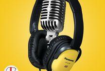 Over-Head Headphone /