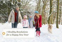 new years resolutions / by Brandi Dringus