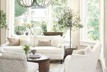 living room/family room decor / by Lauren McCormack Davis