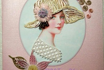 Quilling people and animals / by Lisa D