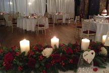 Christmas Weddings at The Grasshopper Inn / Our Tudor Ballroom looks amazing at Christmas... Take a look at some Pictures...