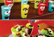 Sesame Street birthday / by Kristy McCall