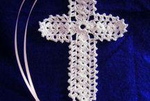 πλεκτά σταυροι