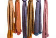 winter 2014 / Handmade shawls, stoles and winterwear
