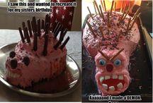 Béna torták