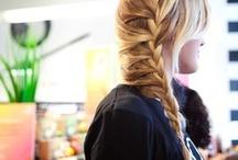 hair / by Madi Sudweeks
