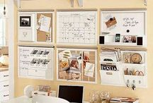 Home Office/Craft Space Inspiration & Decor