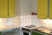 Moonray - Ideoita ja toteustusta / Suunnittelussa pinta- ja keittiöremontti kaksioon Olarissa.