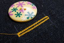 Sewing - tips & tricks / by MamaSaVa