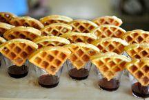 Food Ideas for Barn Weddings!