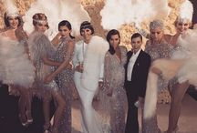 Gatsby Themed Engagement