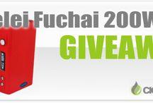 Sigelei Fuchai 200W Mod from