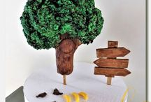 Edible accessories - toppers