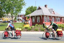 Vélo/cycling / Cyclotourisme à Victoriaville et sa région