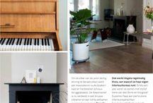Eethoek / Hoe moet de eethoek in onze huidige woonkamer er uit komen te zien; met onze eigen meubels, aangevuld met wat nieuwe accessoires/wanddecoratie/verf, etc.