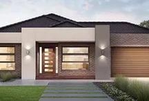fachada platibanda e telha
