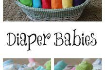 Diaper Gift Idea