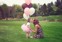 Mia & Mummy Pic Ideas