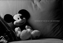 Disney-The Magic / It all started with a dream, and a mouse. / by Robin Bobo