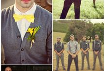 Wedding - Groom and Groomsmen / by Justyna Palasiewicz