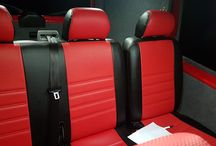 VW Transporter Seat Covers - Customer Images