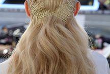 Вдохновение волосы