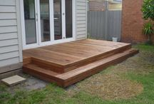 Front deck ideas