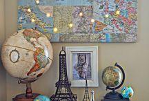 Around the world in......