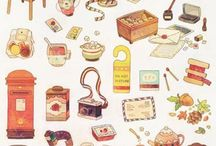 anime/illustrations
