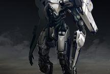 sci-fi cyberpunk