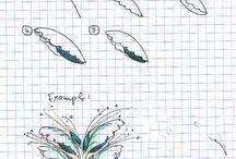 How to Draw Zentagles