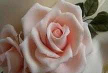 Tutorial rosa casita de la repostería