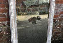 Latest Stock of Antique Mirror / UK based French painted decorative antique shop provides Large Antique Mirror,Floor Length Mirror,  Large Long Wall Mirror,Louis Philippe Mirror,Extra Large Wall Mirrors,etc.