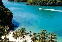 Thailand travel trip