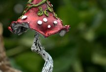 Famtasy mushroom