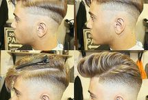 men and boys cuts