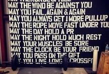 Crossfit love / by Jessica Ayala