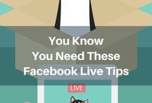 Livestream Tips