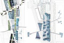 Architecture | Urban / Города Крупные планировки