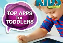 iPad apps / for toddlers