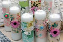 candles / by Dianne Duval