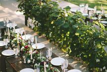 Wedding - tables