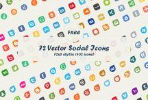 Design Freebies - Icons / by Trevor Van As