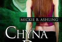 Mickie B. Ashling - Chyna Doll (Horizons #1) / New Adult - NOT a YA novel. Chyna Doll tells the story of what happens when Chyna (born intersex) falls for her brother's best friend. When her secrets come out, will he still want her? Beautiful coming of age story.